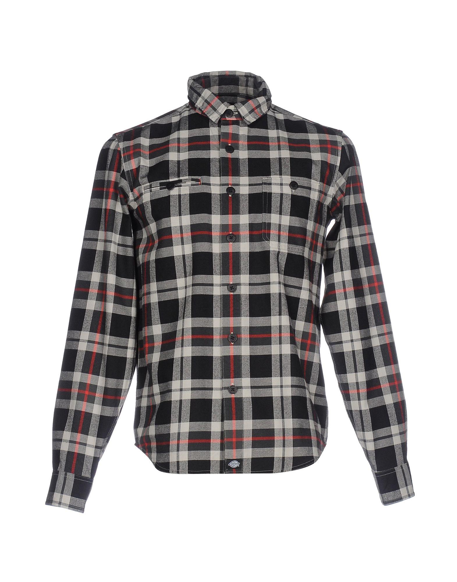 DICKIES Pубашка недорго, оригинальная цена