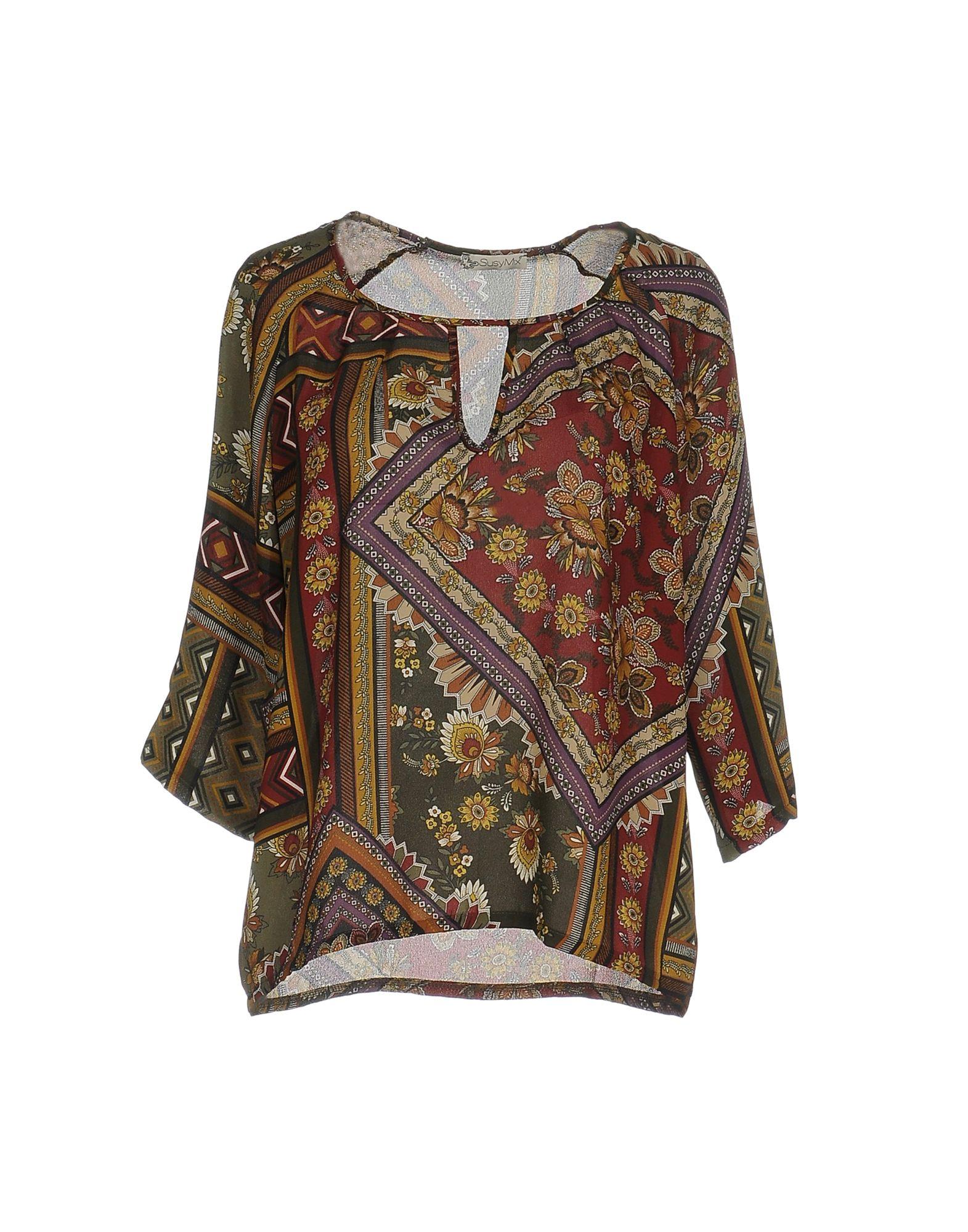 где купить  SUSY-MIX Блузка  по лучшей цене