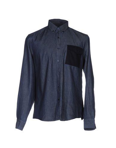 Джинсовая рубашка от LOW BRAND