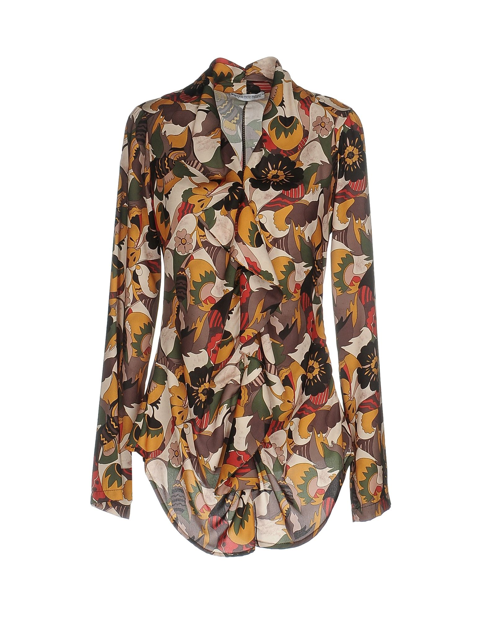 ANGELA MELE MILANO Блузка angela mele milano блузка