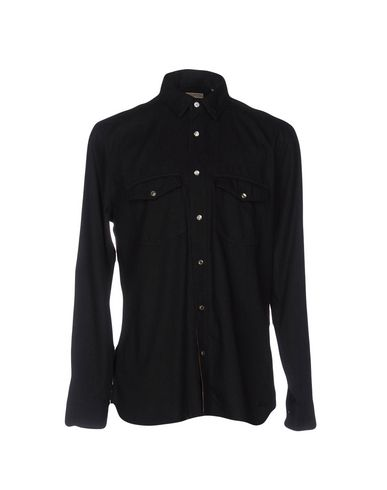 Джинсовая рубашка BURBERRY 38638960IG