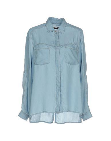 Джинсовая рубашка 7 FOR ALL MANKIND 38639301MO