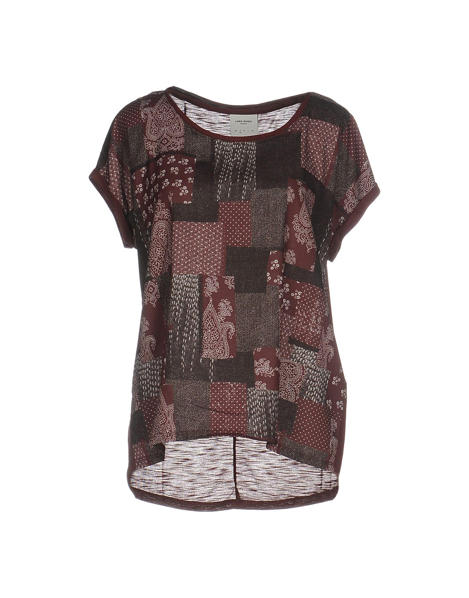 VERO MODA JEANS Блузка блузка quelle vero moda 1018139
