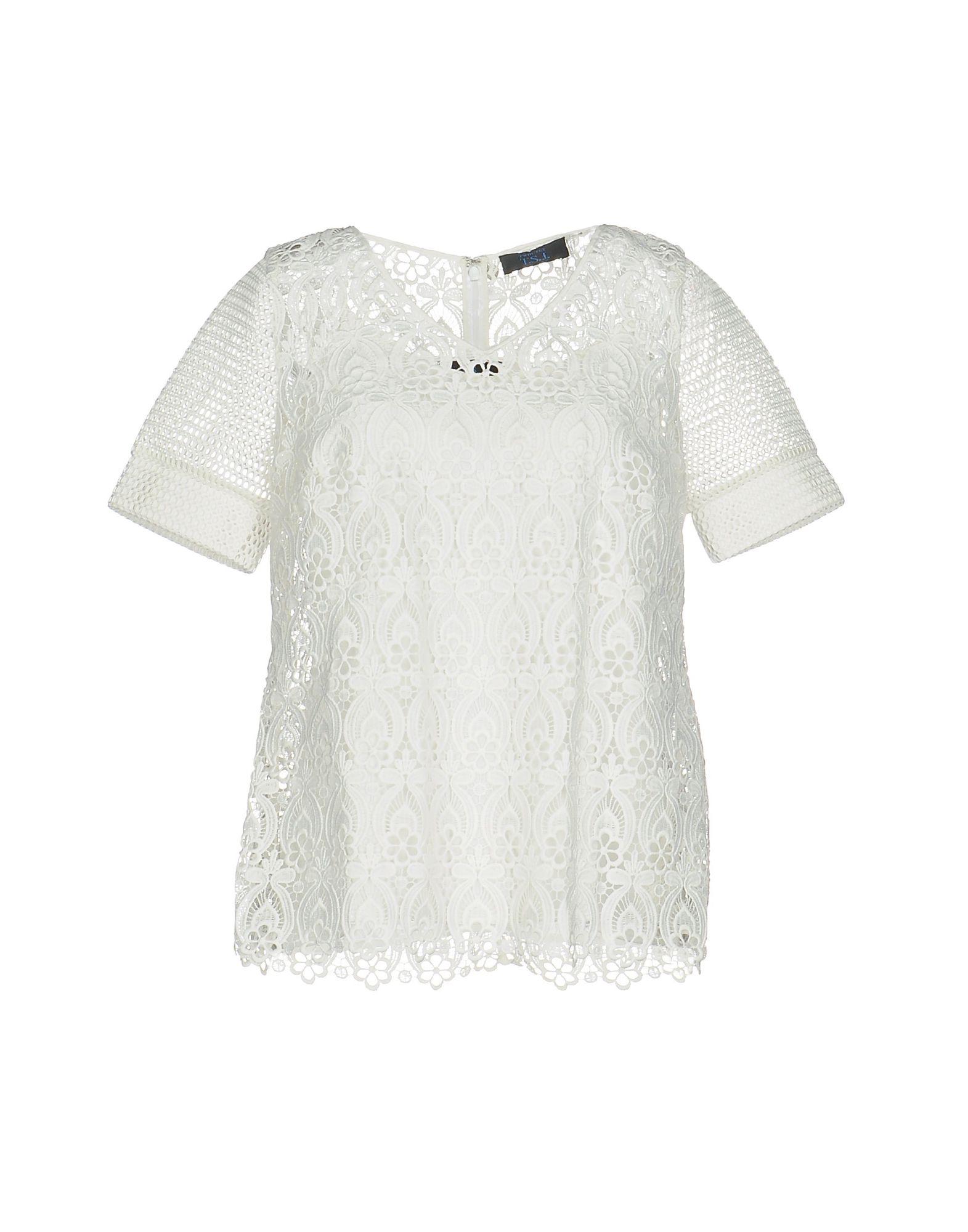 TWIN-SET JEANS Блузка twin set блузка комплект twin set p29270 2buy серый l