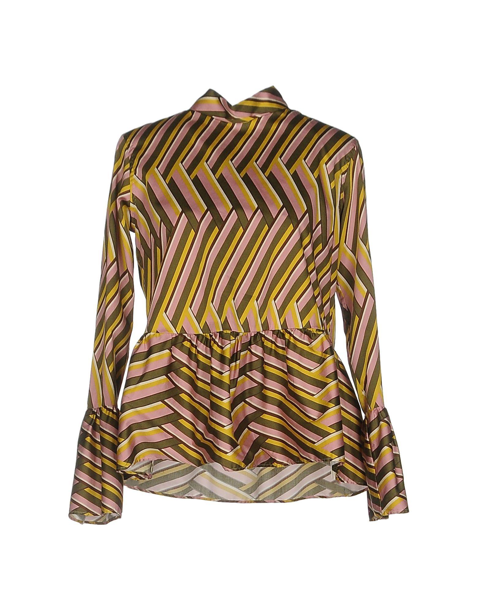 LE SARTE PETTEGOLE Damen Bluse Farbe Altrosa Größe 4