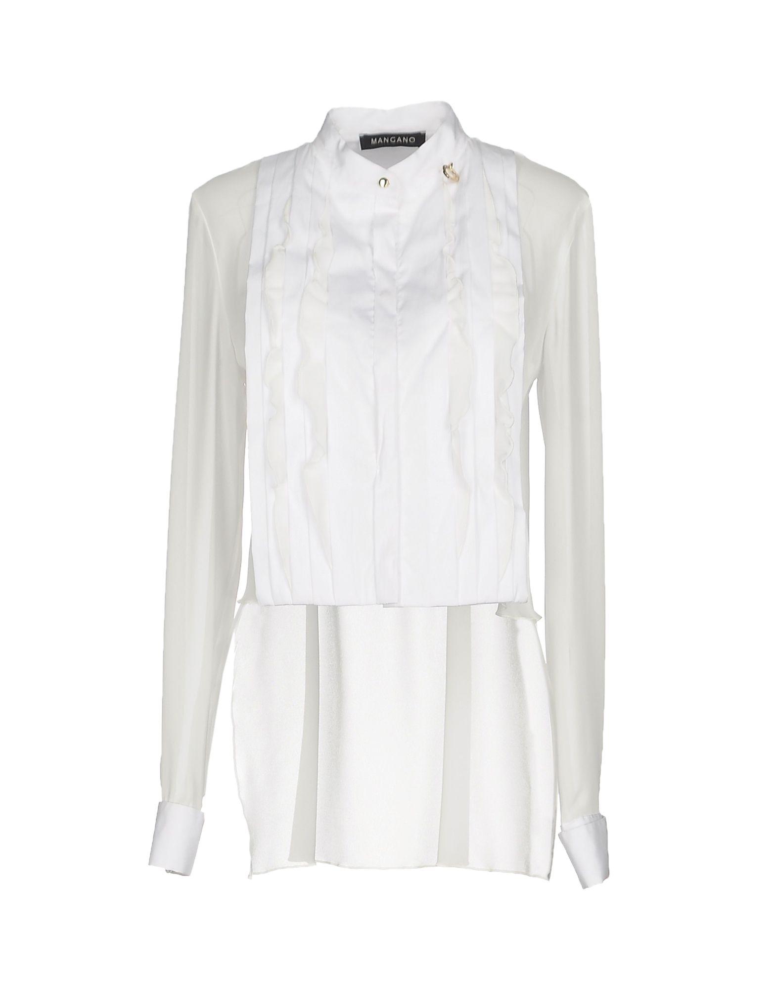 MANGANO Pубашка mangano pубашка
