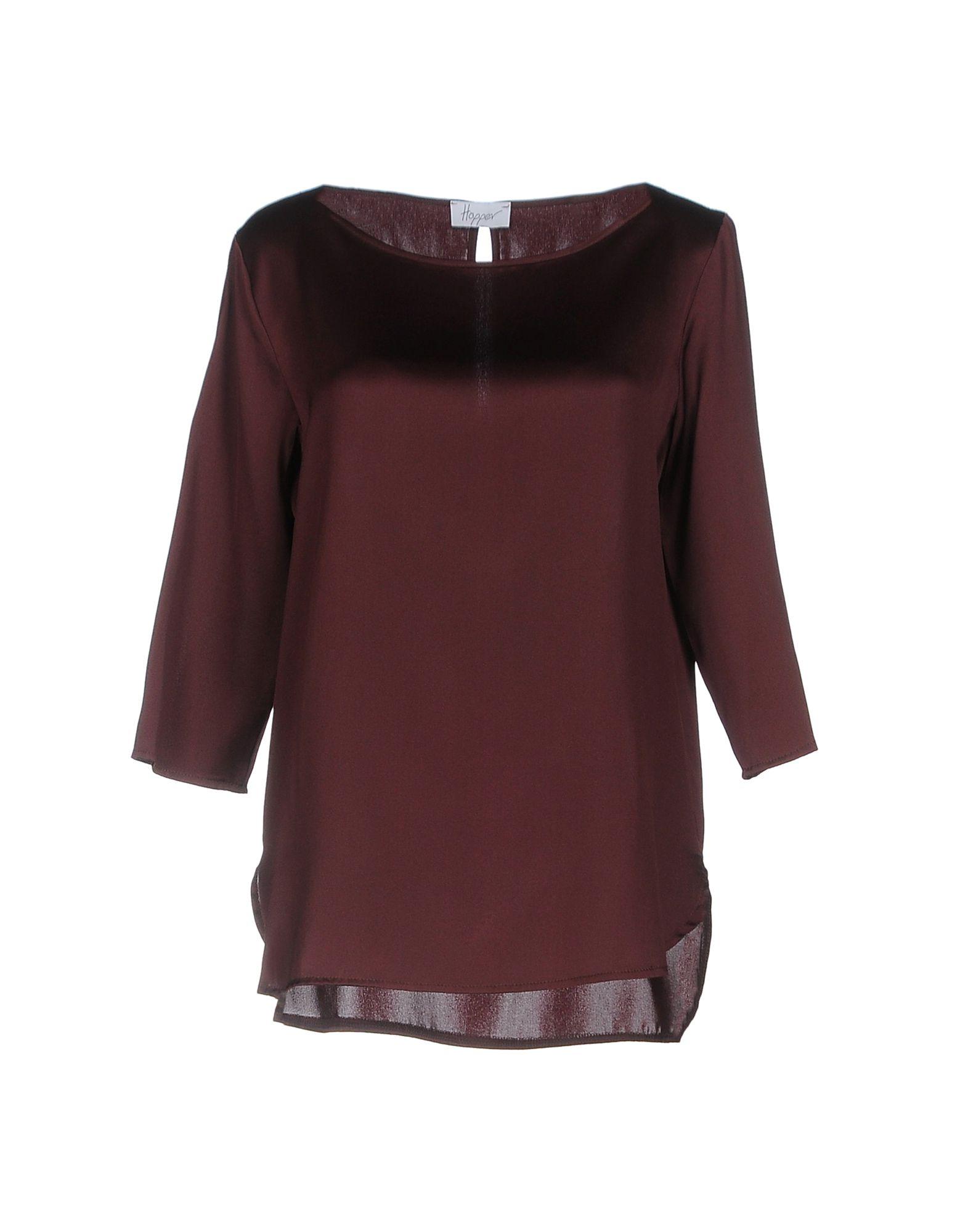 цена HOPPER Блузка онлайн в 2017 году