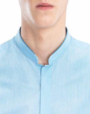LANVIN MANDARIN COLLAR SHIRT Shirt U a