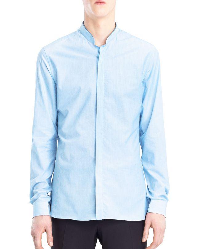 LANVIN MANDARIN COLLAR SHIRT Shirt U f