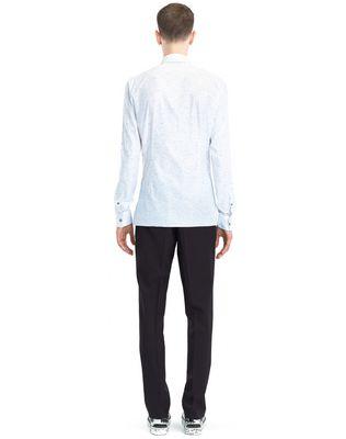 LANVIN CHALK TWILL SHIRT Shirt U d