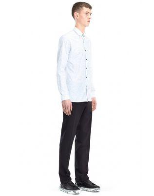 LANVIN CHALK TWILL SHIRT Shirt U e