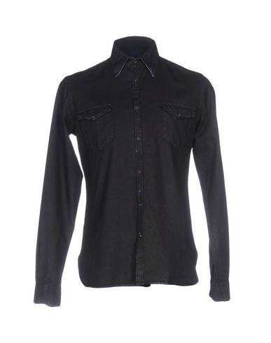 Джинсовая рубашка от 6167