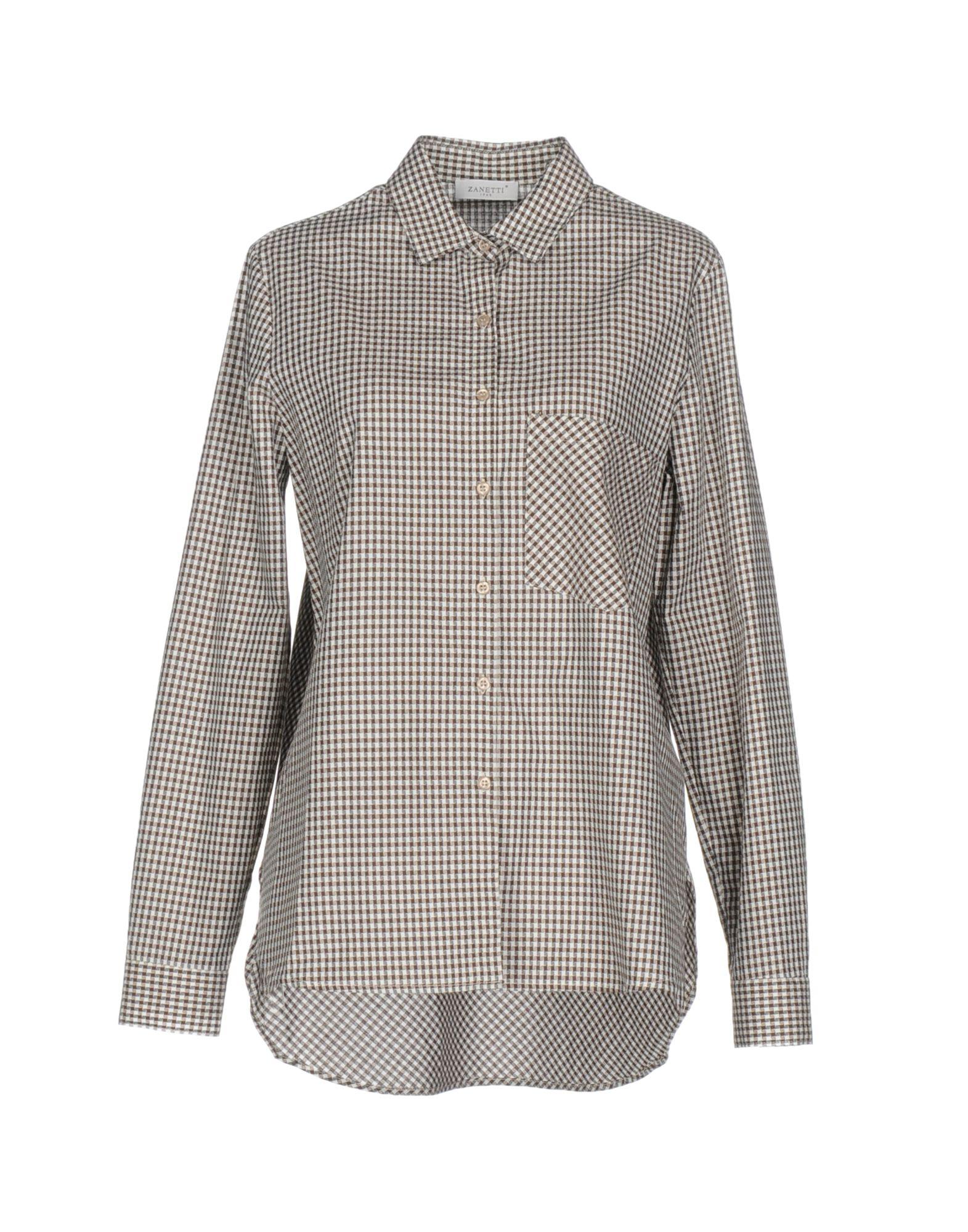 ФОТО zanetti 1965 pубашка