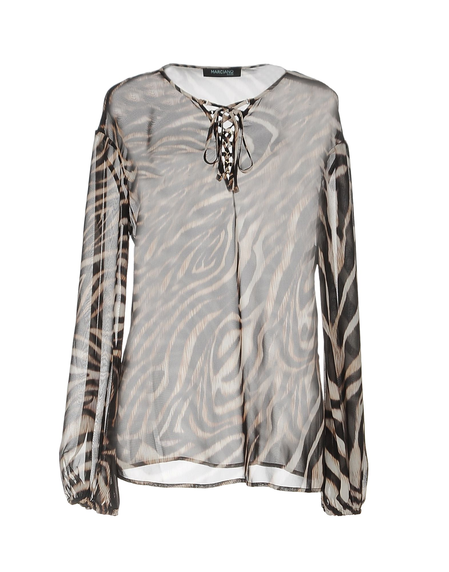 GUESS BY MARCIANO Блузка джемпер marciano guess 74g543 5356z g835