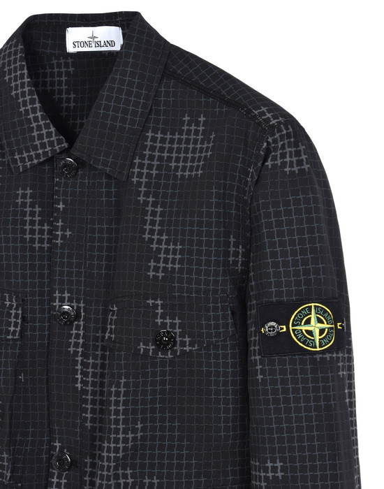 38645150wc - OVER SHIRTS STONE ISLAND