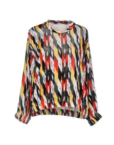 Купить Женскую блузку ISABEL MARANT ÉTOILE желтого цвета