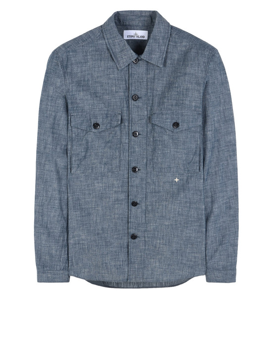 STONE ISLAND Long sleeve shirt 11107