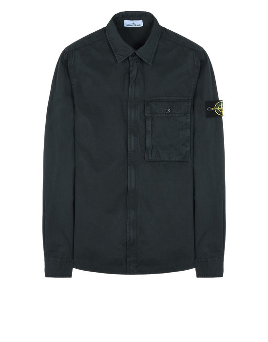 OVER SHIRT 102WN T.CO+OLD STONE ISLAND - 0