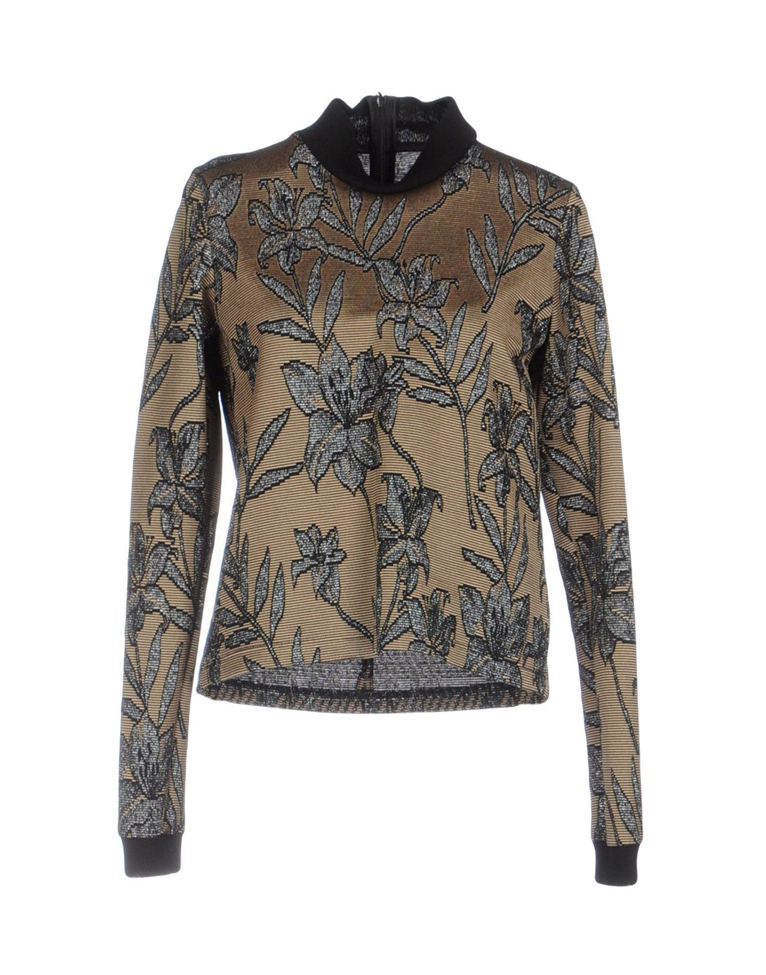 где купить  VIA DEI CICLAMINI Блузка  по лучшей цене