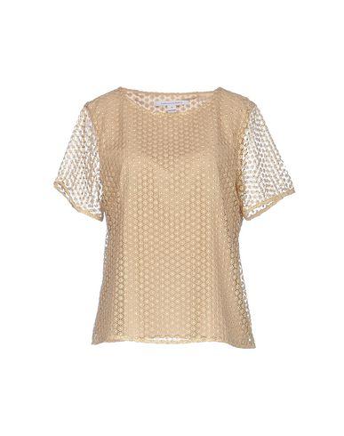 Фото - Женскую блузку  золотистого цвета