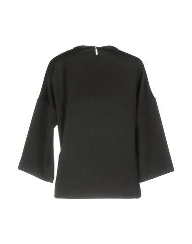 Фото 2 - Женскую блузку BRIO цвет стальной серый