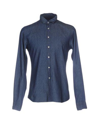 Джинсовая рубашка от GMF 965
