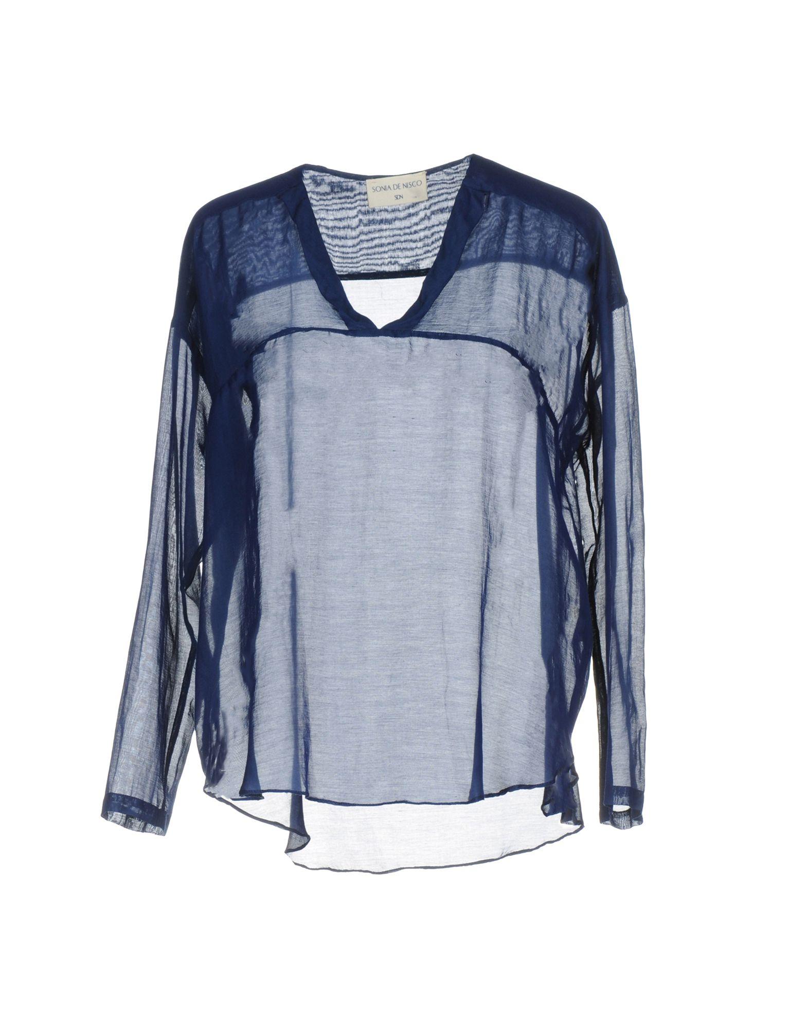 SONIA DE NISCO Блузка v de vinster блузка