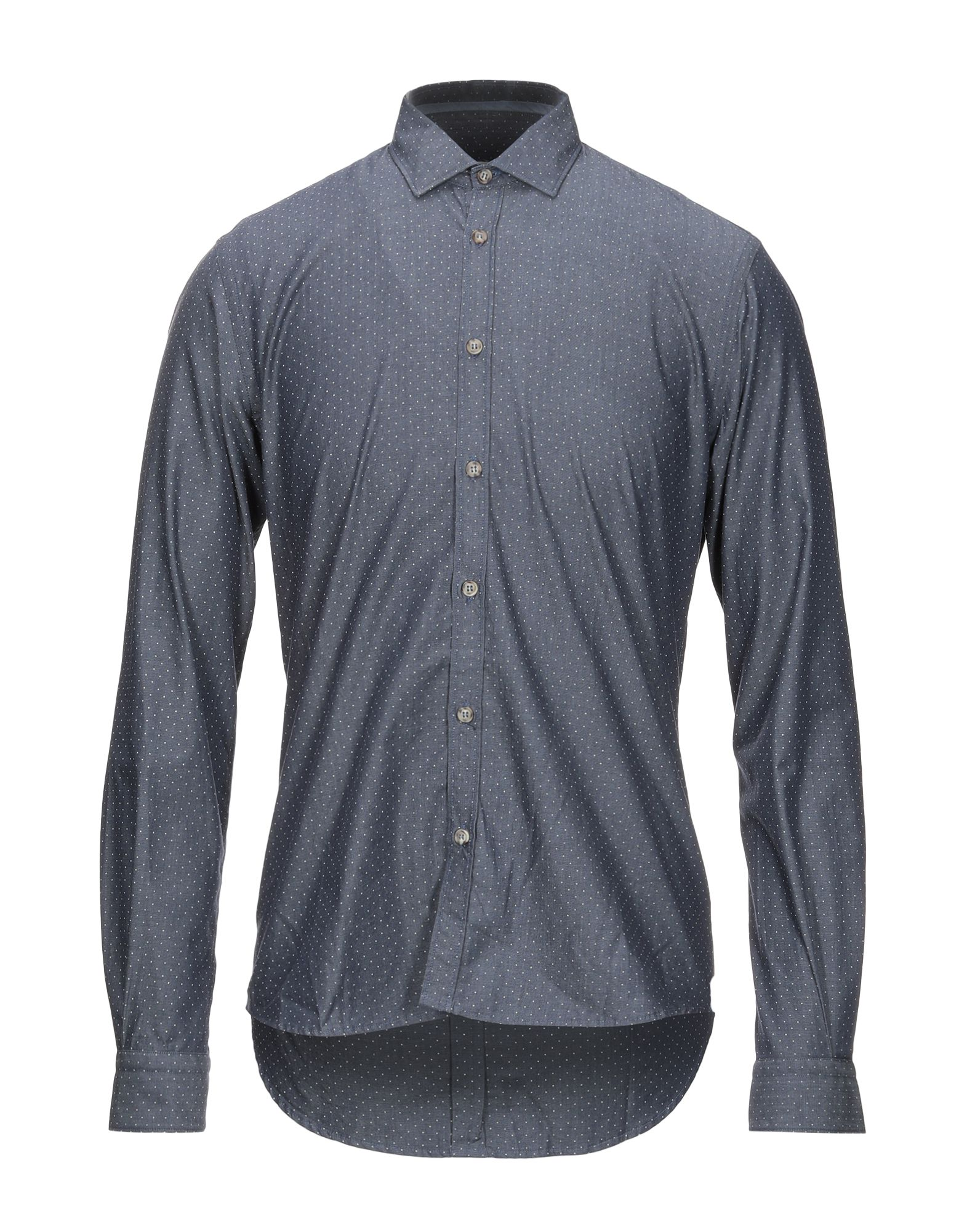 ALLEY DOCKS 963 Джинсовая рубашка oriel 963