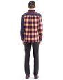 LANVIN Shirt Man CHECKED PATCHWORK SHIRT f