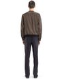 LANVIN Shirt Man ZIPPERED SHIRT JACKET f