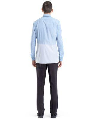 LANVIN DIP DYE SHIRT Shirt U d