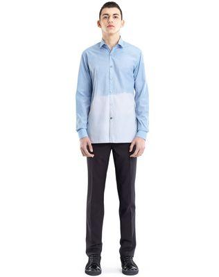 LANVIN DIP DYE SHIRT Shirt U r
