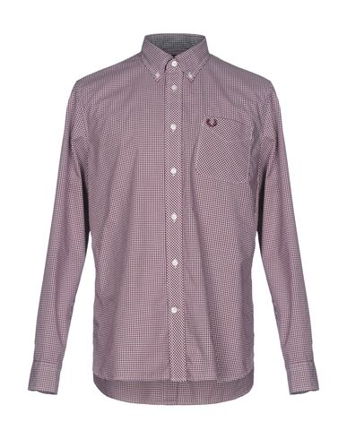 Pубашка FRED PERRY 38649312UD
