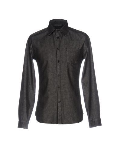 Джинсовая рубашка ERMANNO DI ERMANNO SCERVINO 38649540EH