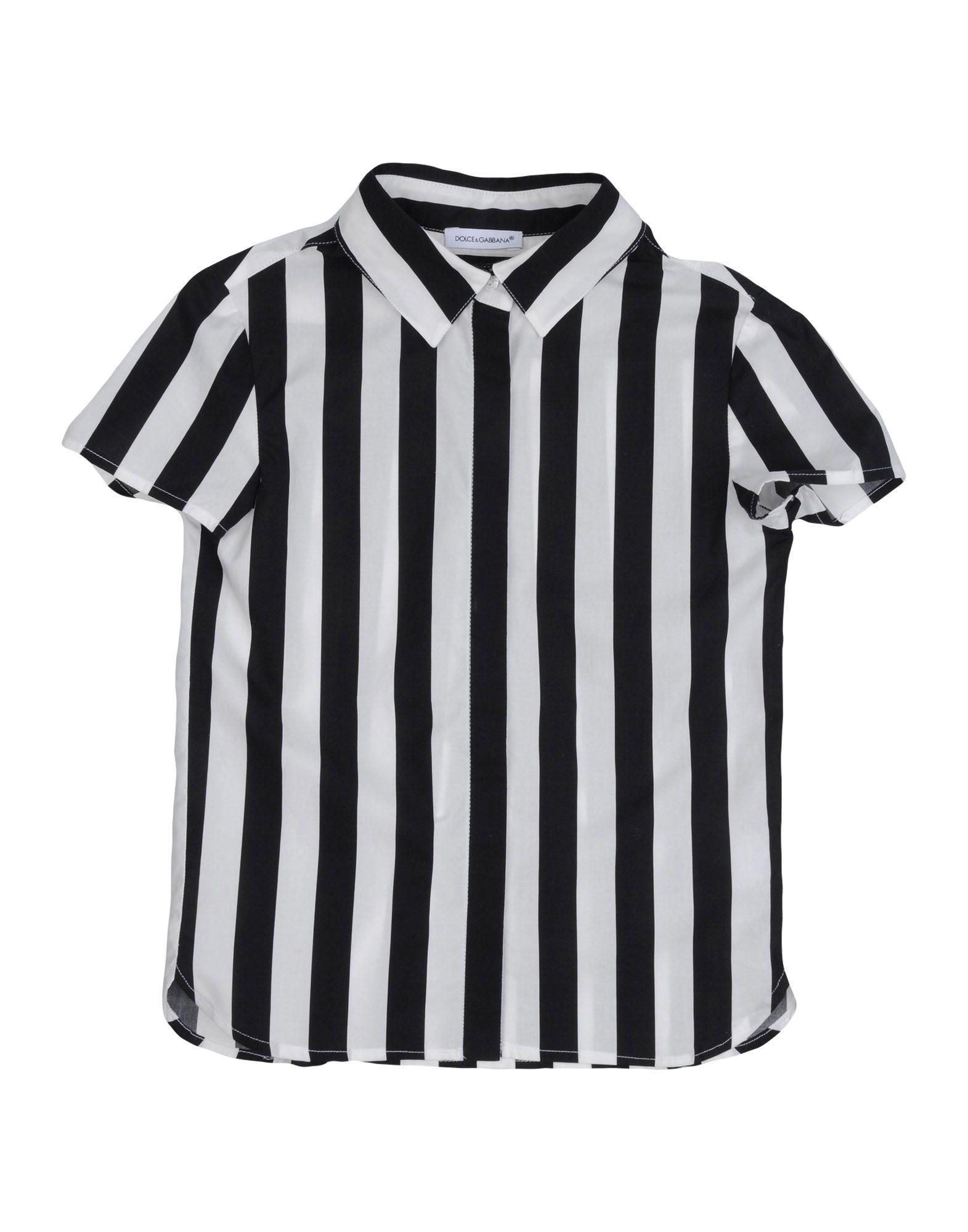 DOLCE  GABBANA Shirts