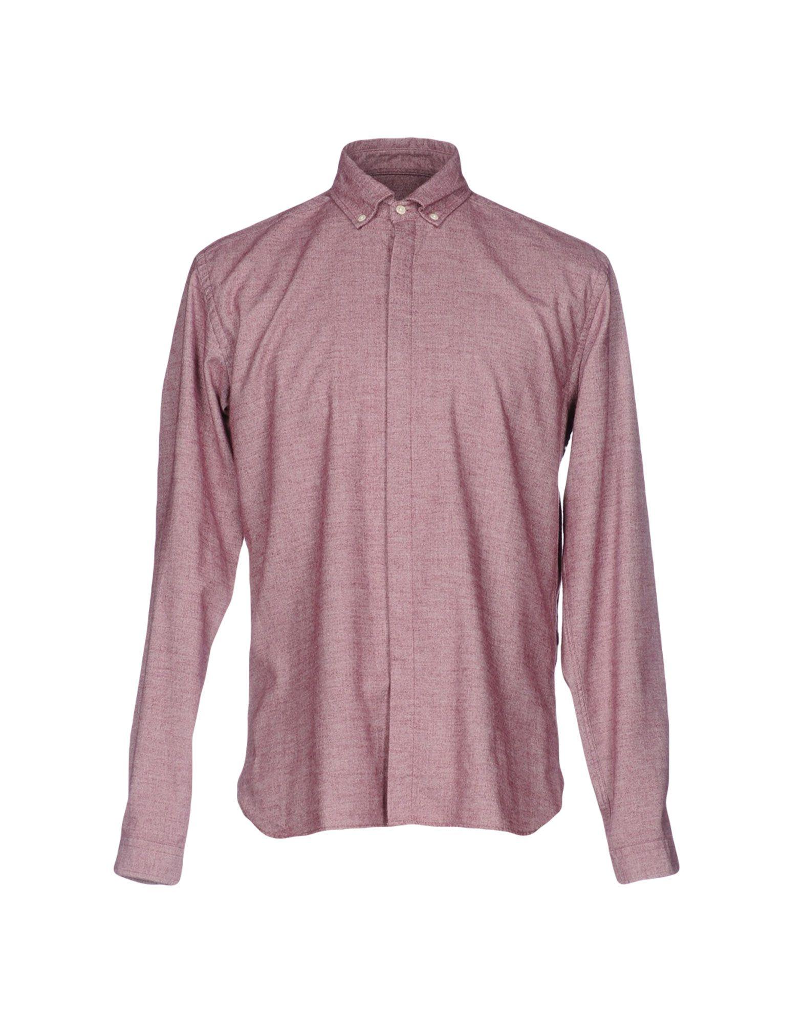 oliver spencer легкое пальто OLIVER SPENCER Pубашка