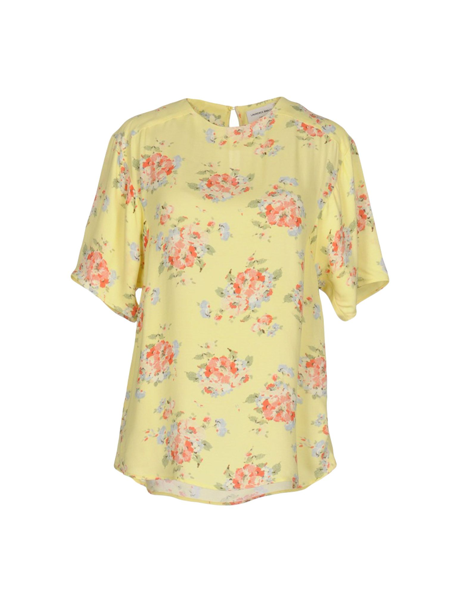 LAURENCE BRAS Blouse in Yellow
