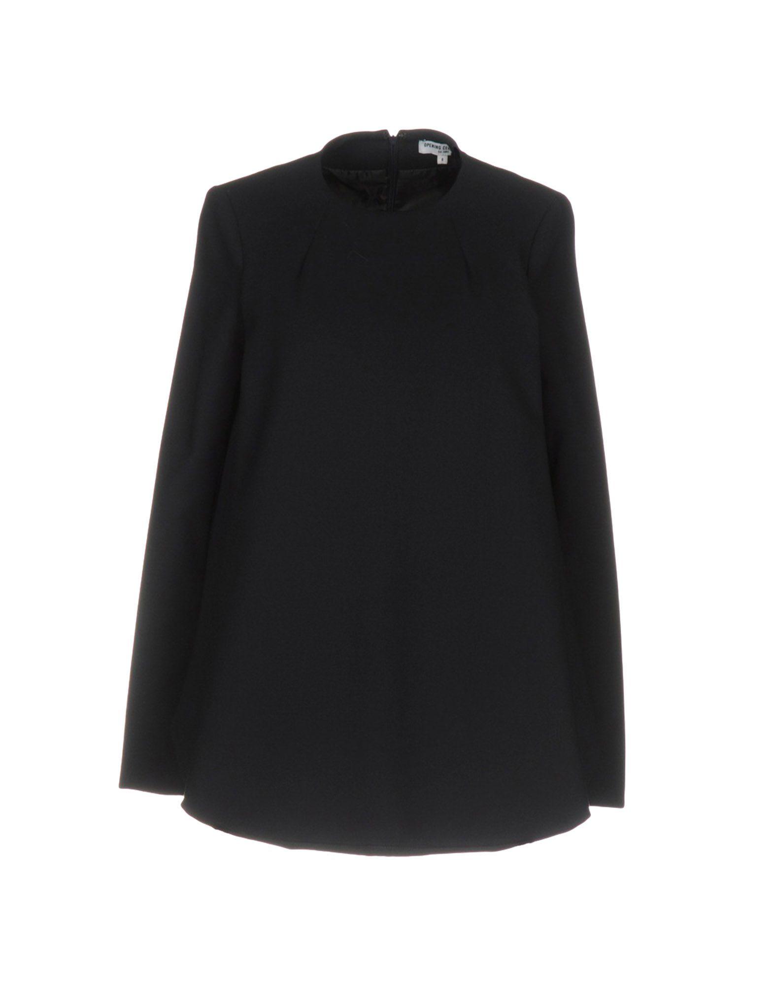 OPENING CEREMONY Damen Bluse Farbe Dunkelblau Größe 1