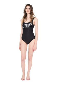 ALBERTA FERRETTI SUNDAY IN BLACK SWIMSUIT D f