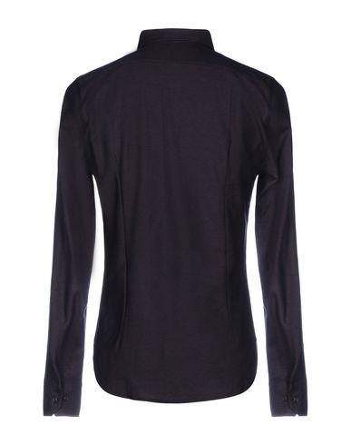 Фото 2 - Pубашка от BROOKSFIELD цвет баклажанный