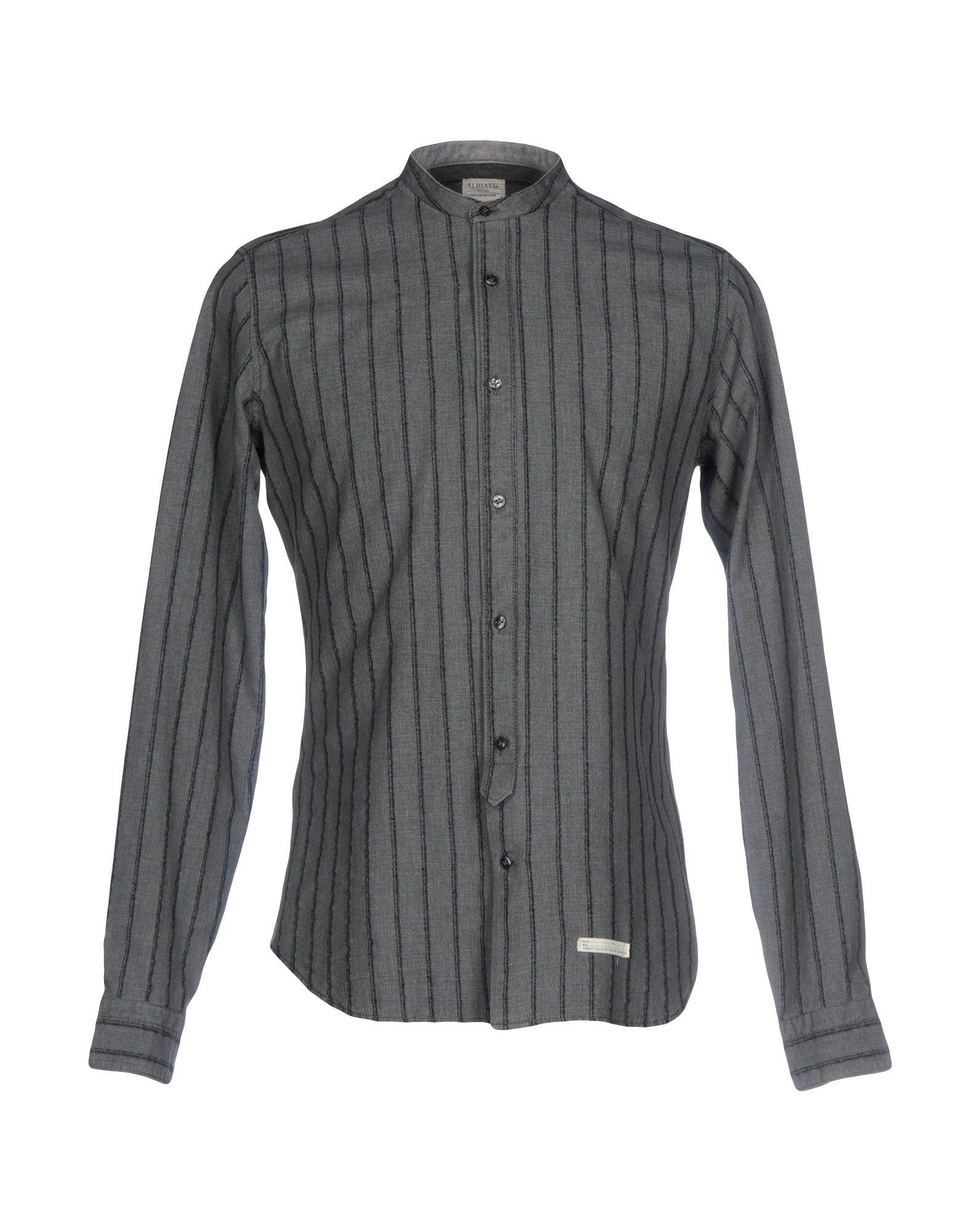 TINTORIA MATTEI 954 Pубашка tintoria mattei 954 джинсовая рубашка