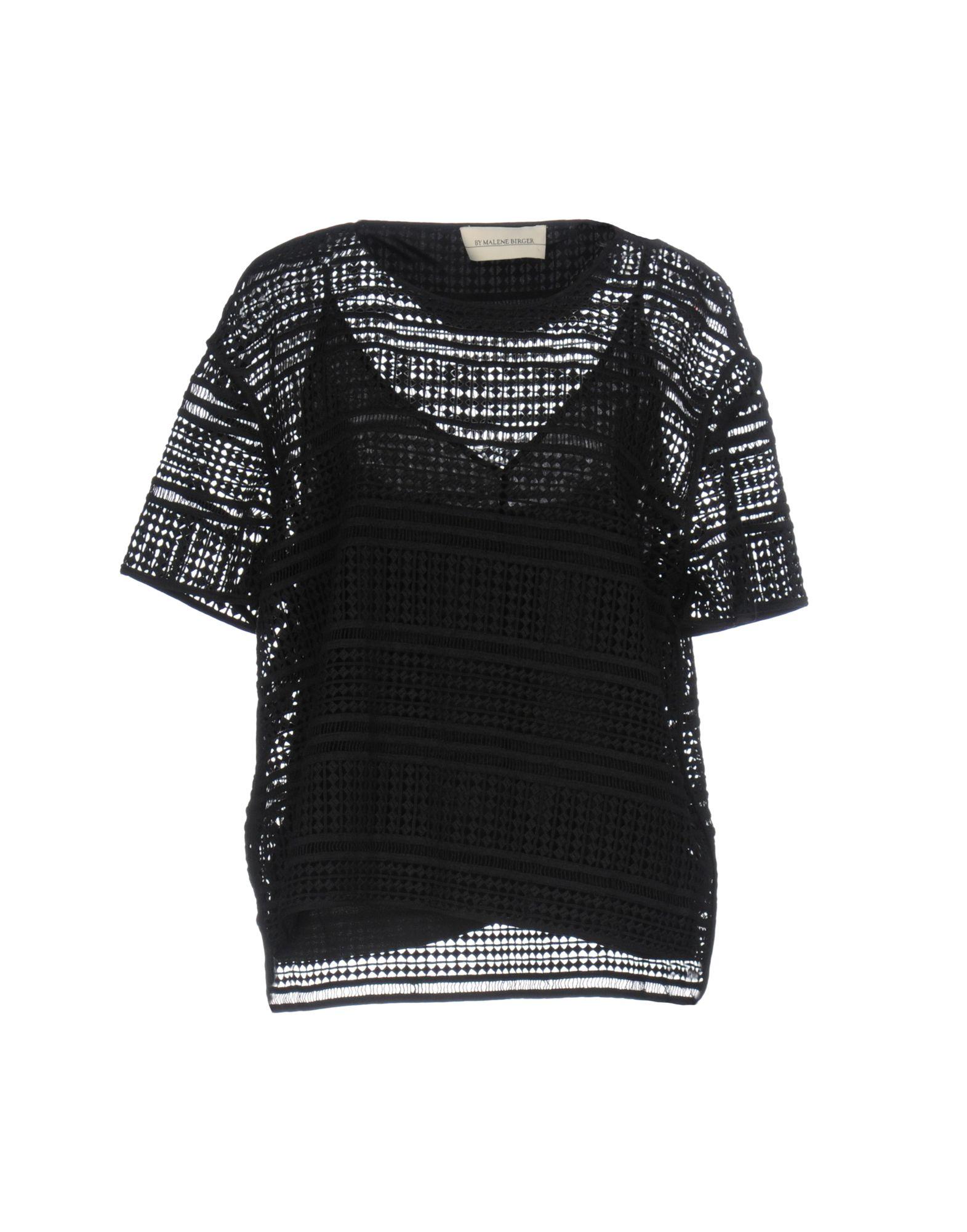 купить BY MALENE BIRGER Блузка по цене 7800 рублей