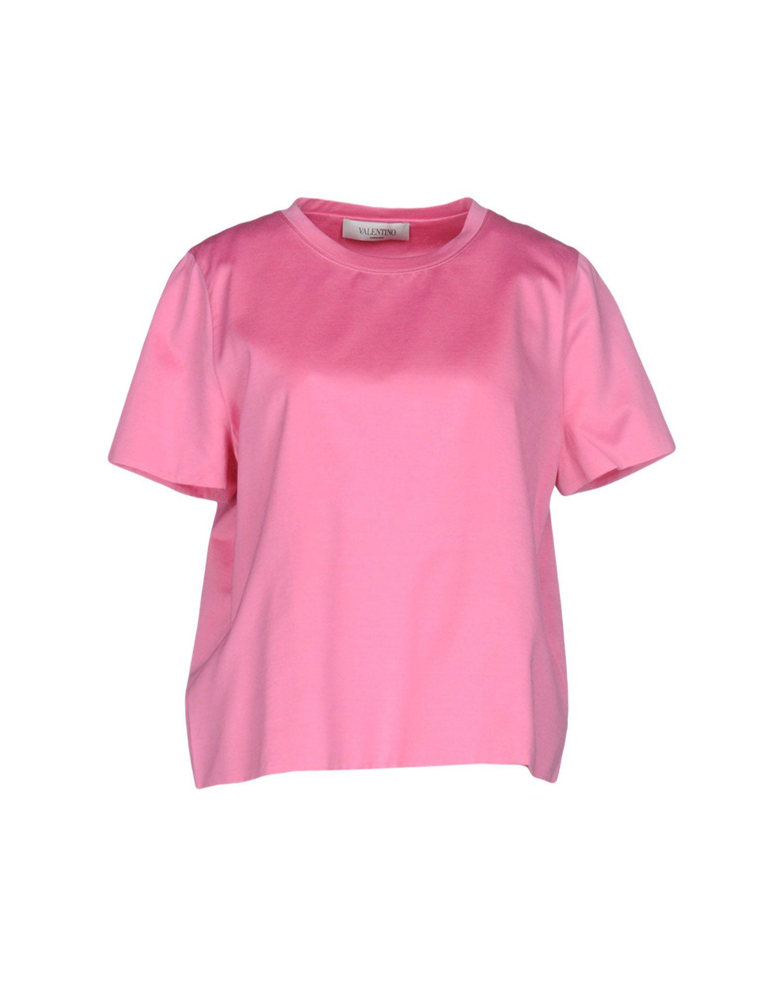 VALENTINO Damen Bluse Farbe Rosa Größe 3