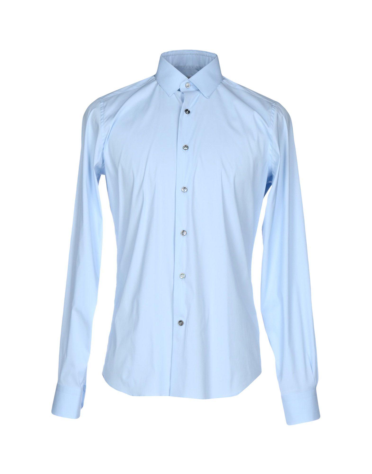 VALENTINO Herren Hemd Farbe Himmelblau Größe 6