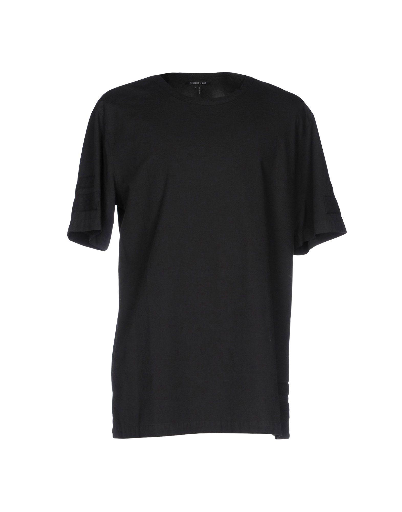 HELMUT LANG Herren Hemd Farbe Schwarz Größe 5 - broschei