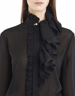 LANVIN 平纹细布衬衫 上衣 D r