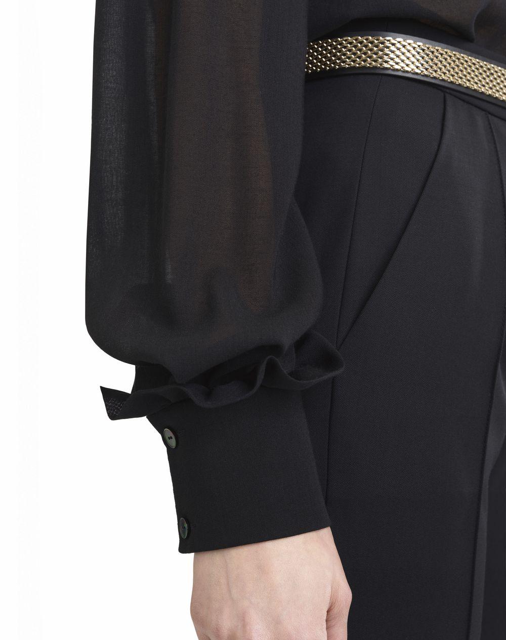 平纹细布衬衫 - Lanvin