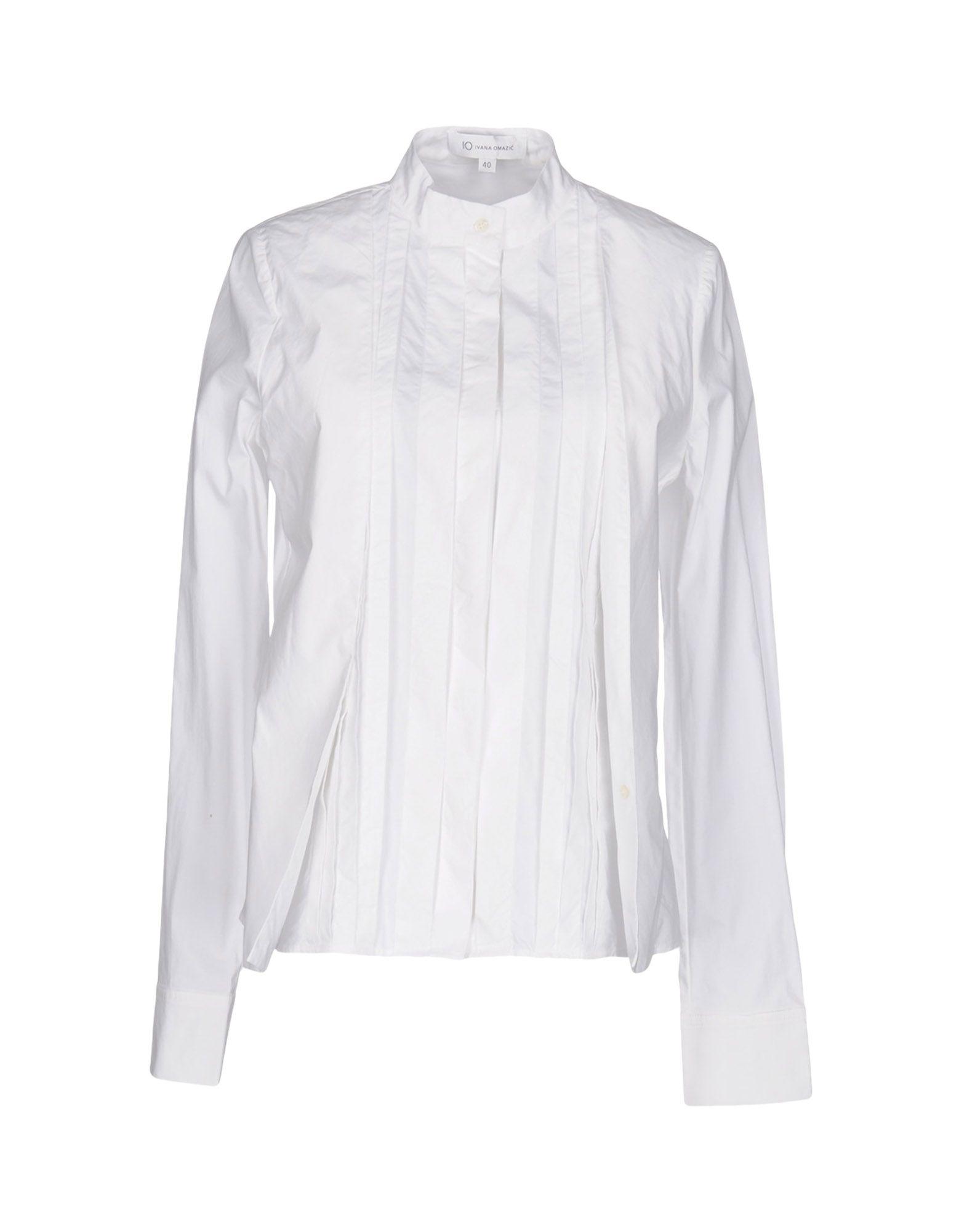IO IVANA OMAZIĆ Pубашка io ivana omazić футболка