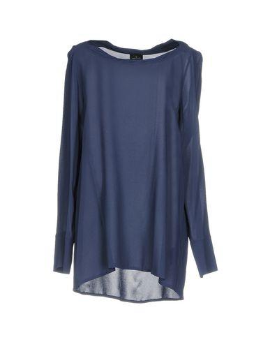 Купить Женскую блузку GOTHA темно-синего цвета