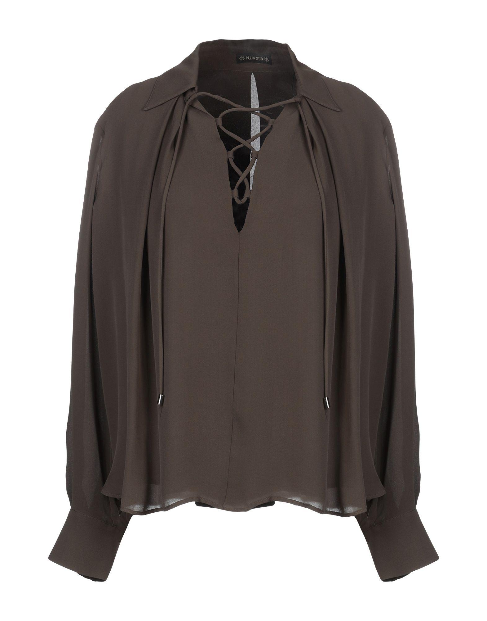 PLEIN SUD Блузка блузка sud par faycal amor
